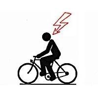 GewitterstimmungVerhalten bei Gewitter - ungeschützte Fahrräder meiden